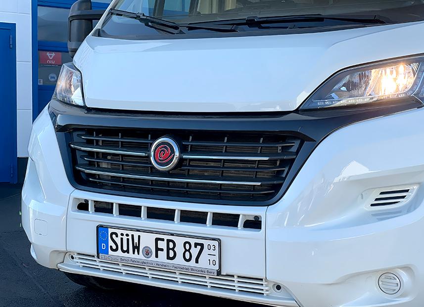 Bestch Fahrzeugtechnik Herxheim Vermietung Reisemobil