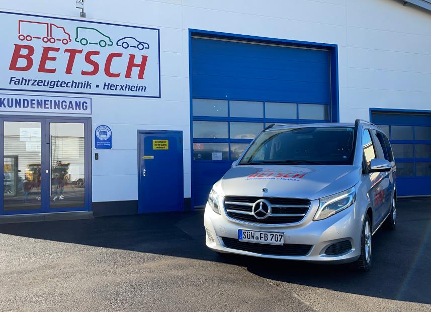 Bestch Fahrzeugtechnik Herxheim Vermietung Van