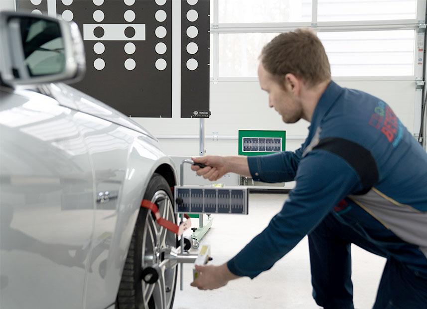 Bestch Fahrzeugtechnik Herxheim Leistungen PKW