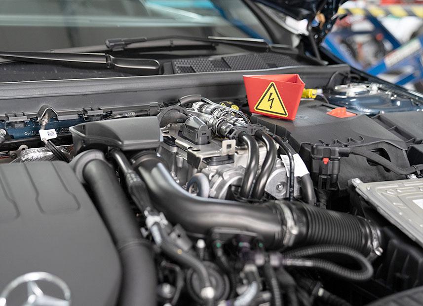 Bestch Fahrzeugtechnik Herxheim Leistungen PKW Hybrid