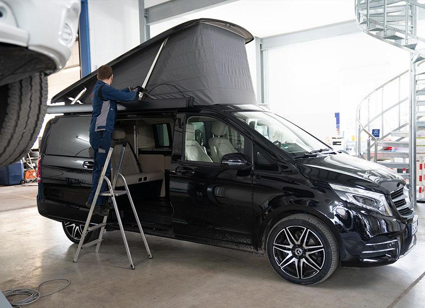 Bestch Fahrzeugtechnik Herxheim Leistungen Camper