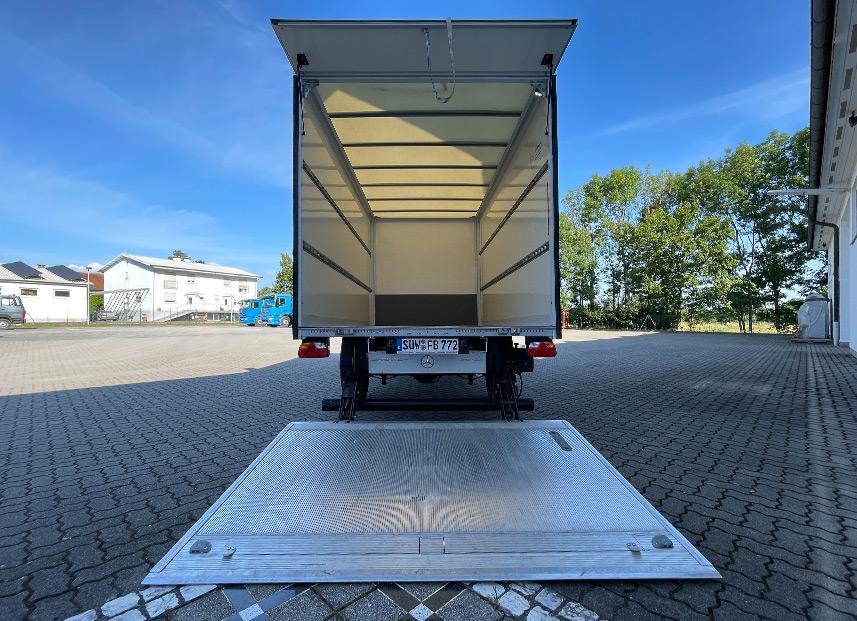 Bestch Fahrzeugtechnik Herxheim Vermietung Sprinter Kofferaufbau